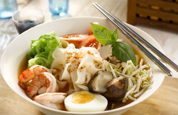 Korean Kway Teow Soup